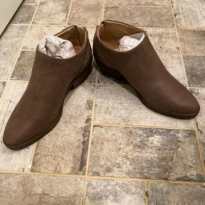 NWOT lucky brand booties